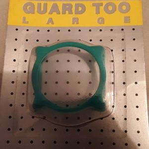 LAST ONE light green swatch guard 2 large 34mm